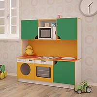 Детская игровая кухня Малютка 1200*430*1250h , фото 1