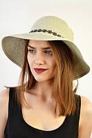 Классическая широкополая шляпа Липари