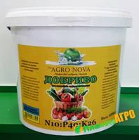 Удобрение универсальное для сада, огорода (N10: P40: K26) Agro Nova ,1 кг (Агро Нова), Украина