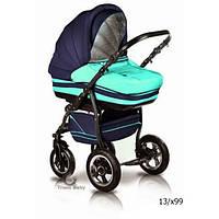 Детская универсальная коляска 2 в 1  Mars Trans baby