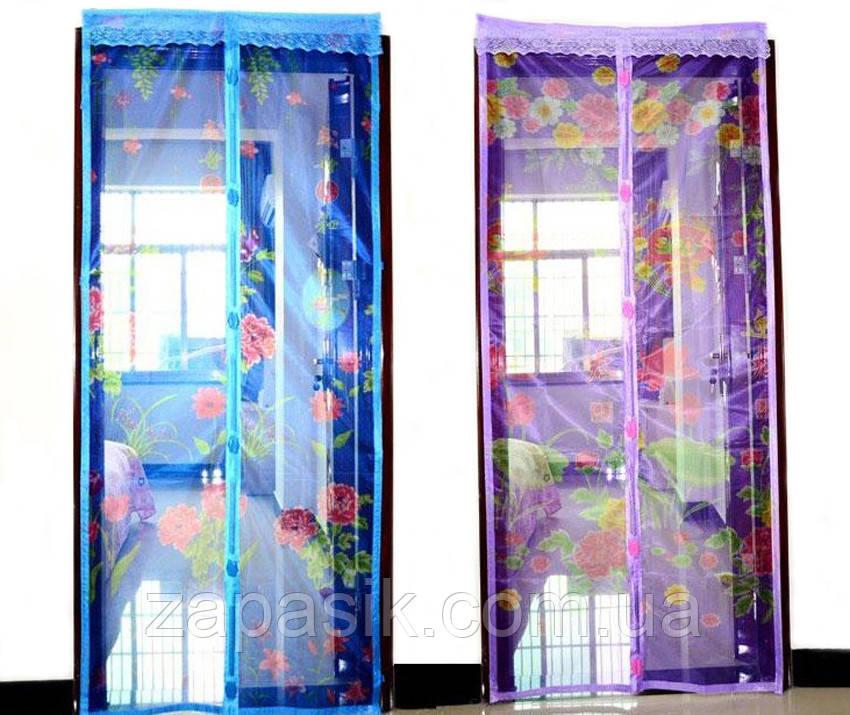 Шторы Магнитные Magic Mesh Меджик Меш Москитная Сетка от Насекомых Цветные - Оптовый интернет-магазин ZAPASIK в Одессе