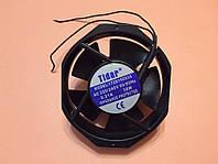 Вентилятор осевой универсальный Tidar 172мм*150мм*38мм / 220-240V / 0,21А / 38W ( РОМБ )