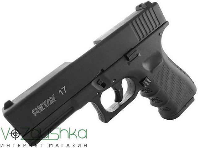 Сигнально шумовой пистолет Retay G 17
