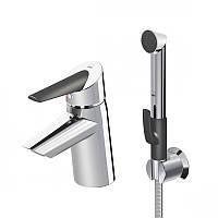 Oras Optima 2703F смеситель для умывальника с термоблоком и ручным душем Smart Bidetta