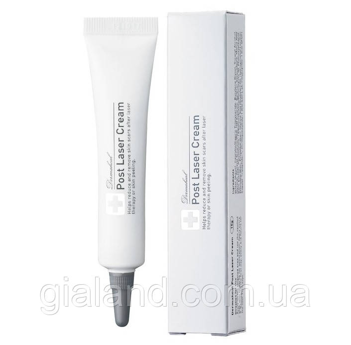 Dermaheal Регенирирующий, восстанавливающий крем Post Laser Cream Дермахил,15ml