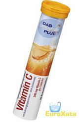 Витамины DM Das gesunde Plus Vitamin C шипучие таблетки