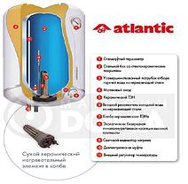 Водонагреватель Atlantic 100 Steatite Pro VM 100 D400-2-BC, фото 2