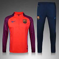 Спортивный костюм Nike, Барселона. Футбольный, тренировочный. Сезон 16/17 , фото 1