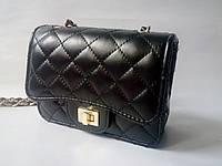 Жіноча сумка/клатч Chanel BOY, Шанель (ЧОРНИЙ), 0141