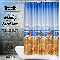 Штора в ванную 180 x 200 см, фото 1