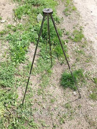 Тренога костровая разборная с чехлом, фото 2