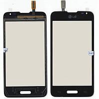 Сенсор LG D280 L65 Dual чёрный  ORIGINAL