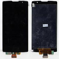 Дисплей + сенсор LG H422 Spirit Y70 черный
