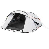 Палатка Quechua 2 Seconds Easy 3 Fresh & Black