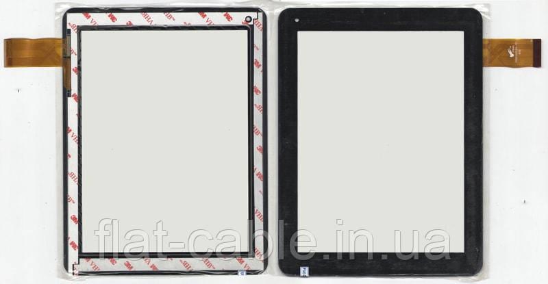 Тачскрин (сенсор) №149.1 Емкостной тачскрин для планшета PB80A8898-R1, 196 х 150mm 40 pin