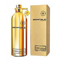 Женская парфюмированная вода Montale Amber & Spices 100 ml