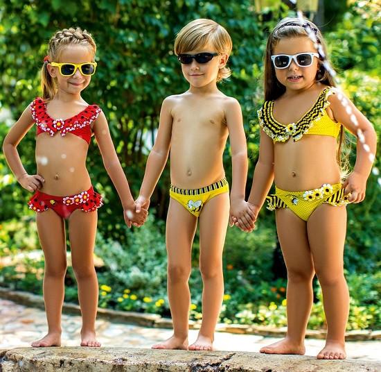 Детские, подростковые купальники и плавки