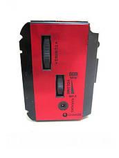 Радио RX 9009 c led фонариком,Компактный радио-фонарь Golon, фото 3