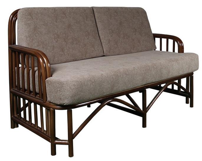 Мамамия диван из ротанга ЧФЛИ 1600х700х1000 мм