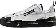 Мужские кроссовки Puma x UEG Men Court Play Slip-On White (Пума) белые
