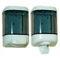616 Дозатор мыла жидкого пластик прозрачный