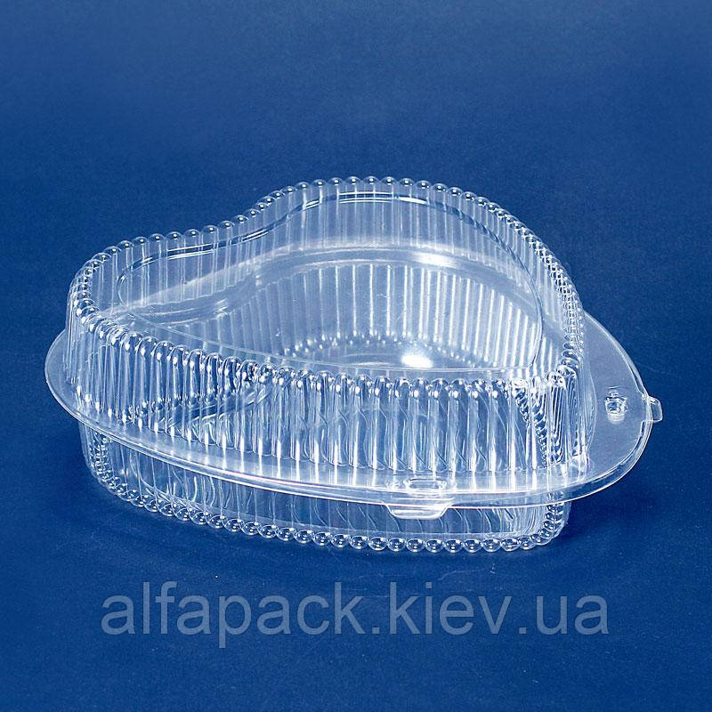 Упаковка для кондитерских изделий, ПС-34, 271*249*77
