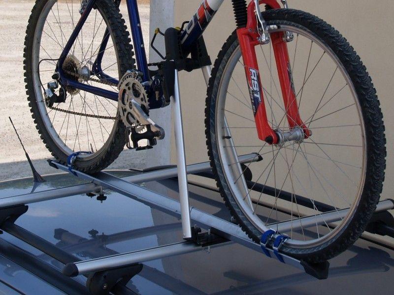 Велокрепления на крышу для велосипедов Menabo Iron