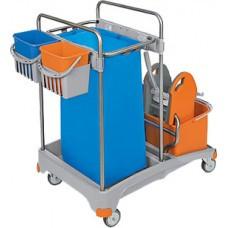 TSS-0005  Тележка для уборки