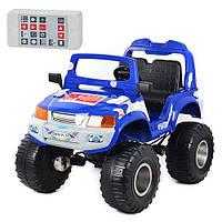 Детский электромобиль 4 мотора джип M 1712 R-4, фото 1