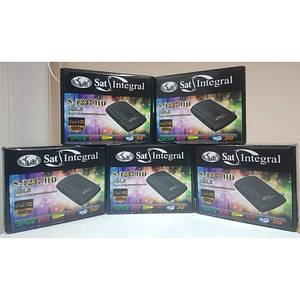 Спутниковый ресивер тюнер приставка Mpeg 4 Sat-Integral S-1237 HD ABLE