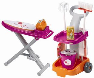 Детские наборы уборки и другая бытовая техника