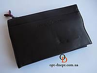 Темно-коричневая мужская барсетка GiorgioArmani