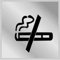 "3006 Табличка  ""Не курить"""