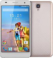 Мобильный телефон Fly FS514 Cirrus 8 White Gold