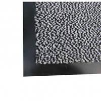 Полипропиленовый грязезащитный коврик   90*150, серый