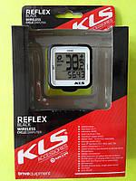 Велокомпьютер KLS REFLEX WL черный
