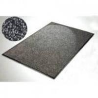 Полипропиленовый грязезащитный коврик   60*90 серый