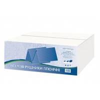 PRv150  Бумажные полотенца  3000 целлюлоза белая