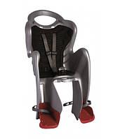 Сидіння заднє BELLELLI MR FOX standart детскоедо 22кг (срібло з чорним)