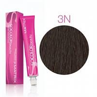 Соколор Бьюти, стойкая крем-краска для волос, оттенок 3 N, 90 мл