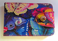 Визитница Бабочки 4065+ Хохол Украина