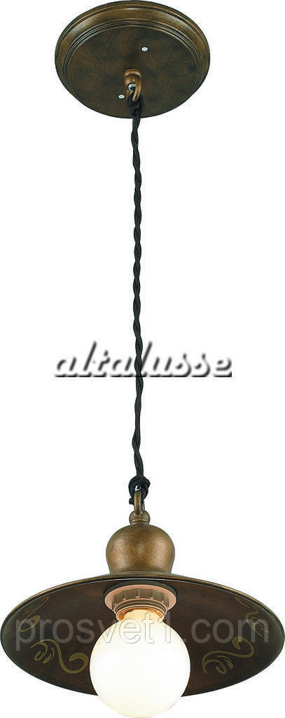 Люстра лофт INL-6092P-21