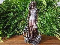 Коллекционная статуэтка Veronese Девушка в лилиях AN10328A4