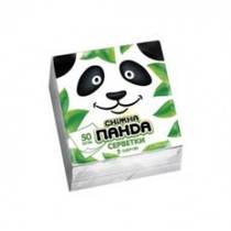 Салфетки Panda 25*25,50 шт