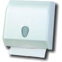 695 Держатель бумажных полотенец белый пластик