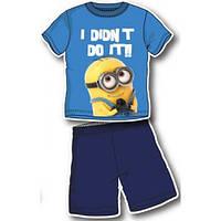 Пижама для мальчика.Миньоны