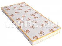 Матрас в детскую кроваткуTWINS Standart 120x60 multi
