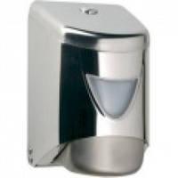 VR13-LRB Дозатор жидкого мыла картриджный хром