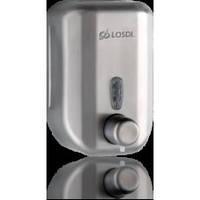 CJ-1008-S  Дозатор для мыла Blinder  нержавеющая сталь матовый