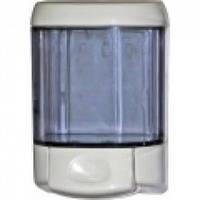 775 t Дозатор жидкого мыла пластик белый